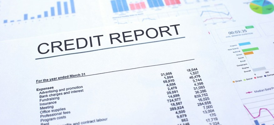 hard money loans and credit reports