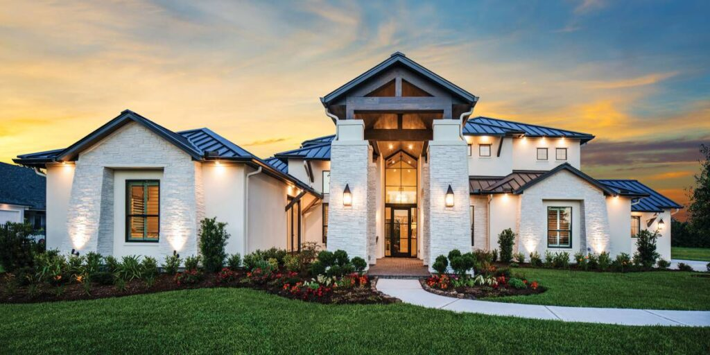 find a home builder in Houston, Texas